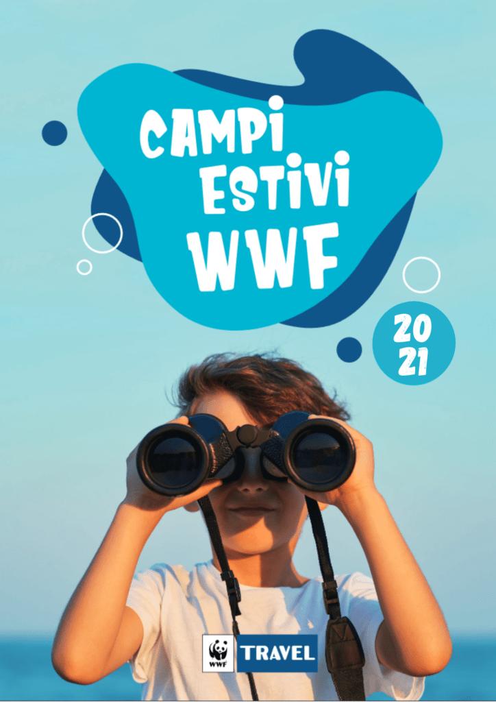 Campi estivi WWF 2021
